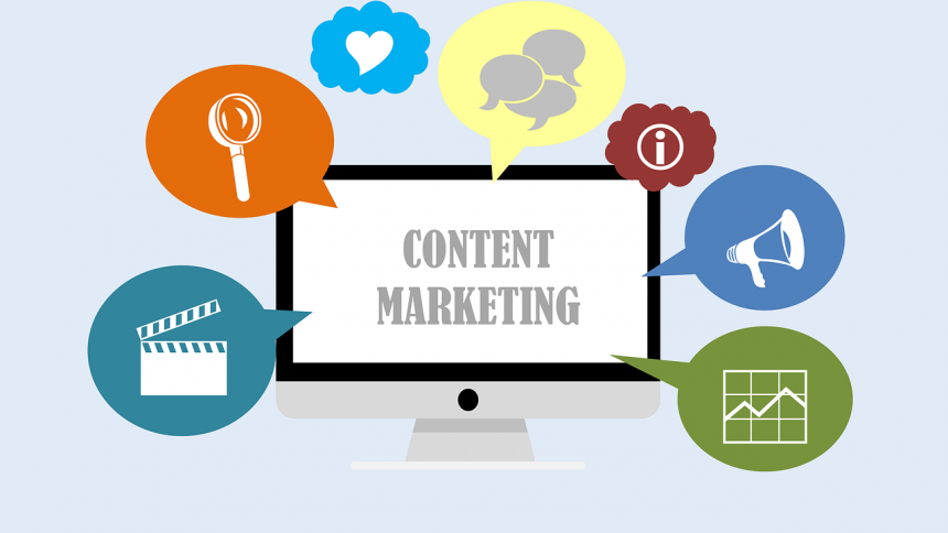 content marketing pour entreprise